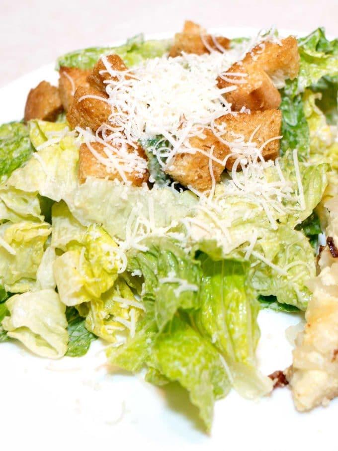photo Mini Taco Salad Bowls
