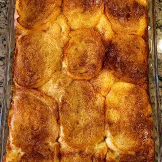 Caramel Soaked French Toast 11