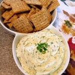 Easy Chicken Ranch Dip