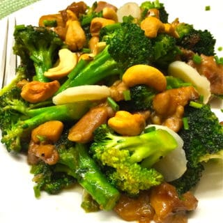 Easy Chicken and Broccoli Stir-Fry