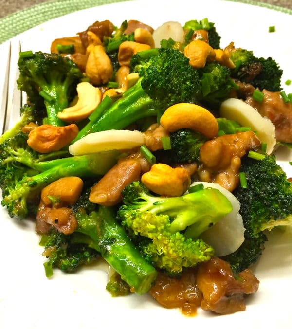 Easy Chicken and Broccoli Stir Fry-1