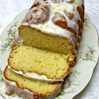 Limoncello Lemon Loaf