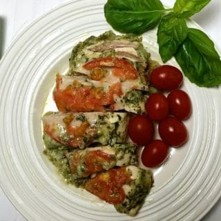 Quick and Easy Pesto Chicken-5