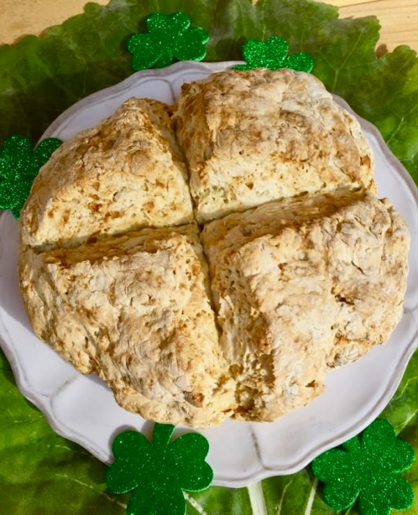 how to make soda bread flour