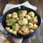 Healthy Chicken Cauliflower Skillet 1