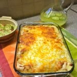 Tequila Lime Chicken Enchiladas-3