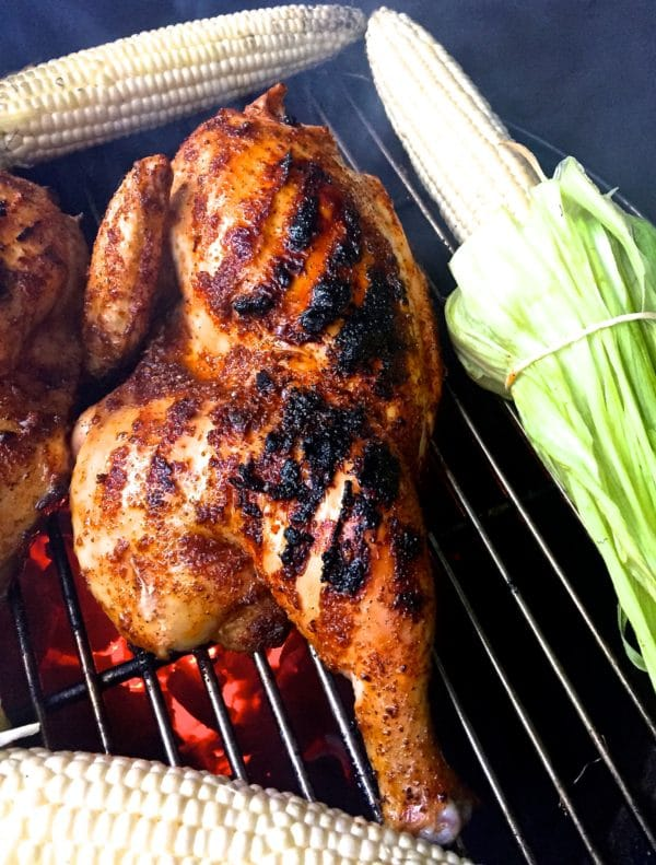 The Best and Easiest Grilled Chicken