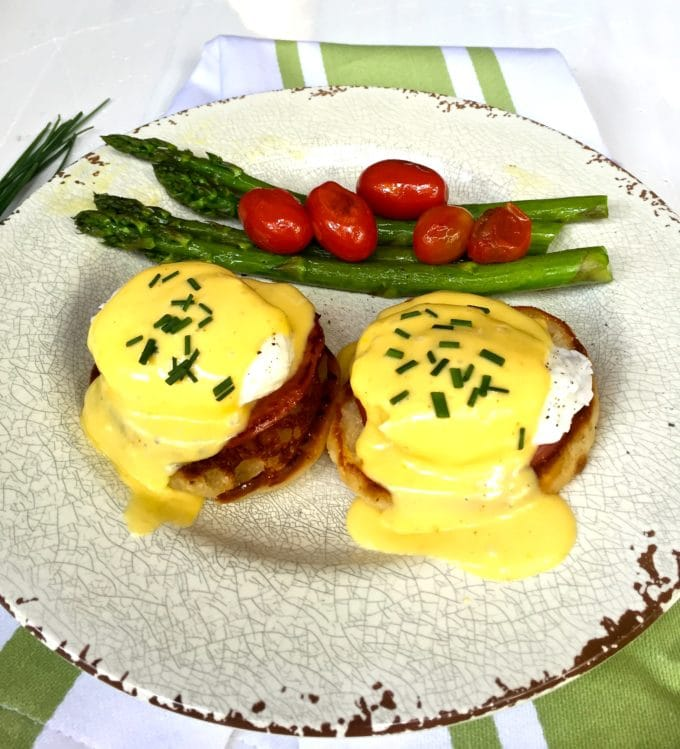 Foolproof Eggs Benedict-1