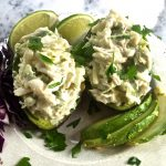Blue Crab Stuffed Avocado