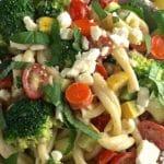 Summer Garden Pasta Salad Facebook