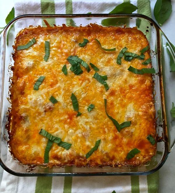 Gnocchi with Tomato and Artichoke Sauce
