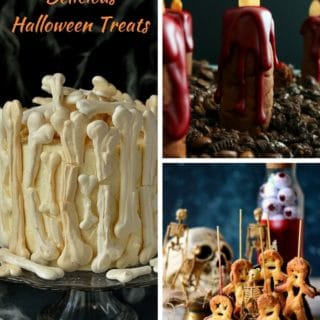 25 Spooktacularly Easy Halloween Treats
