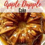 Apple Dapple Cake Pinterest Pin