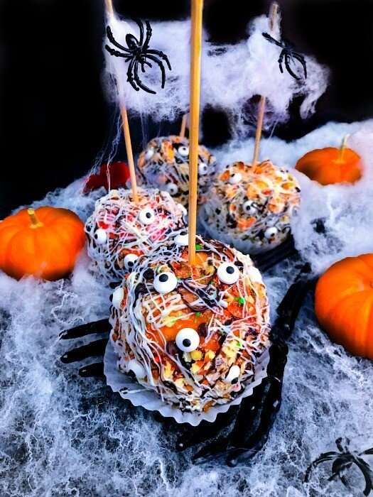 Easy Halloween Monster Recipe