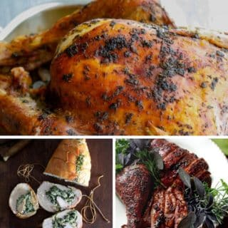 10 Best Turkey Recipes for Thanksgiving