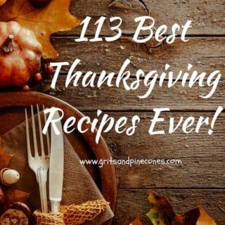 113 Best Thanksgiving Recipes