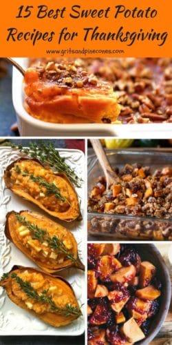 15 Best Sweet Potato Recipes for Thanksgiving