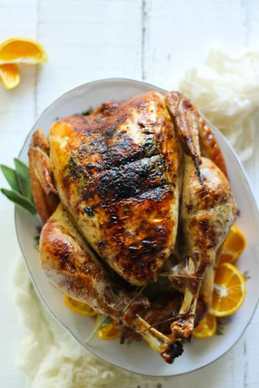 Epic Duck Fat Roasted Turkey