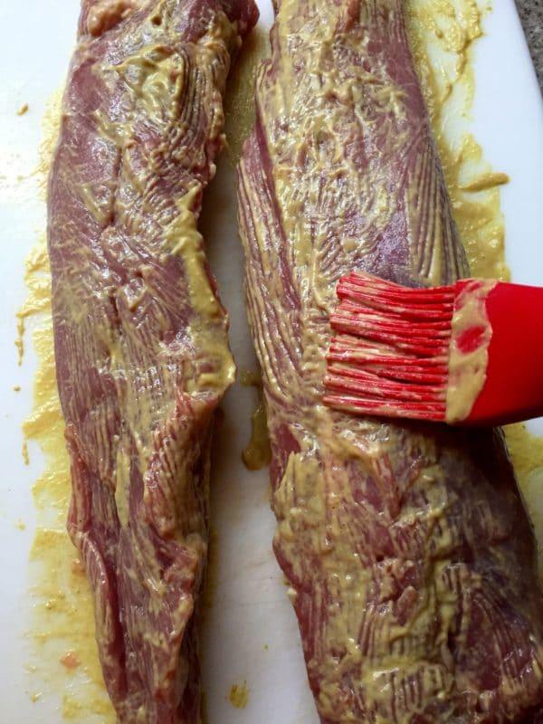 Herb Crusted Roasted Pork Tenderloin 2