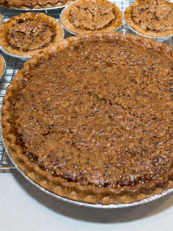 Susan's Perfect Pecan Pie