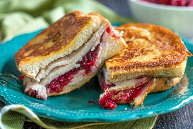 Turkey Cristo Sandwich