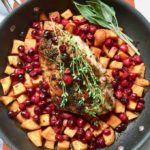 Easy Turkey Skillet Thanksgiving Dinner for Four