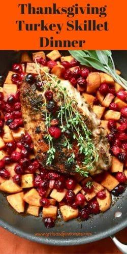 Easy Turkey Skillet Dinner for Four