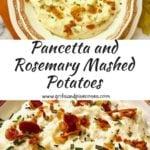 Pancetta and Rosemary Mashed Potatoes