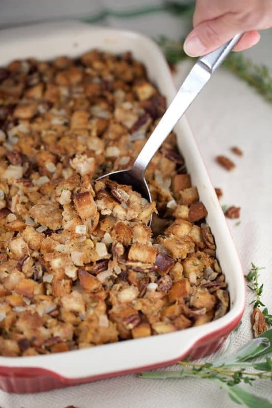 sausage-pear-and-pecan-stuffing-recipe