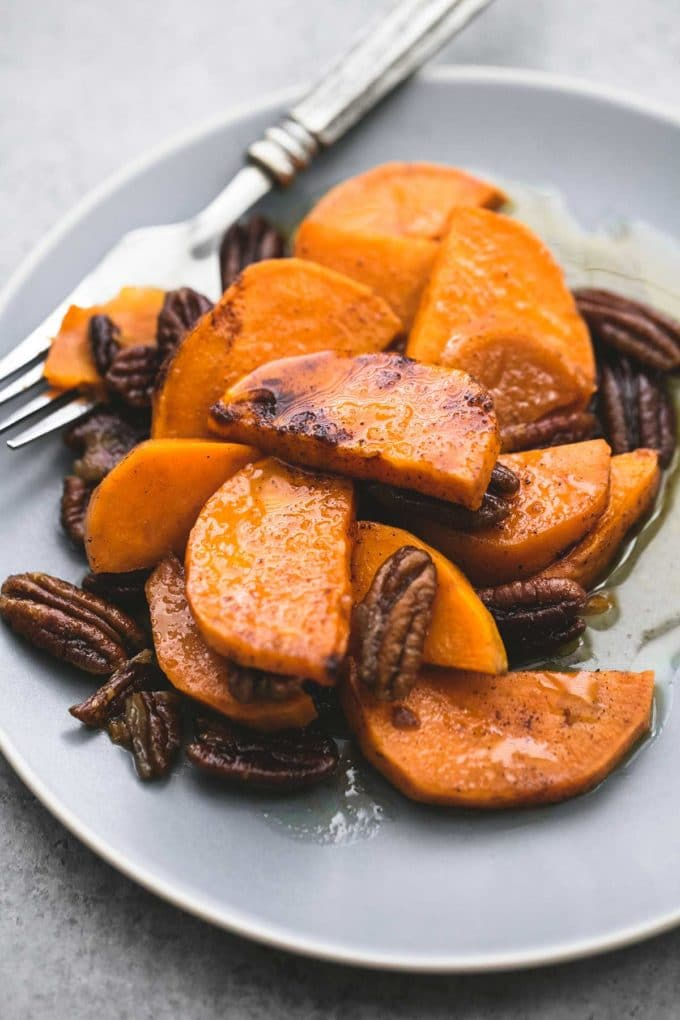 15 Best Sweet Potato Recipes for Thanksgiving-southern-candied-sweet-potato-casserole-102