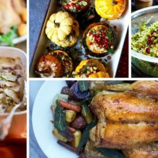 30 Easy and Elegant Christmas Menu Ideas and Recipes Social Media