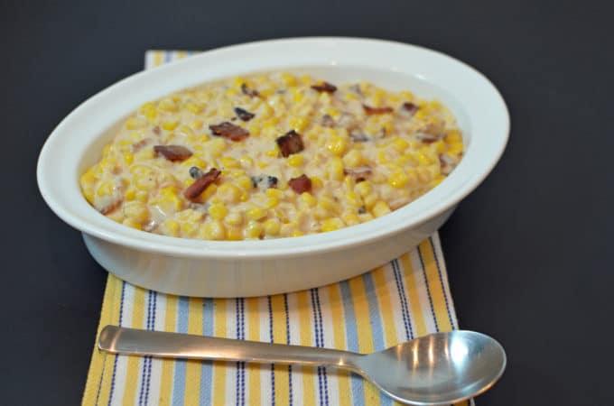 Bacon Creamed Corn