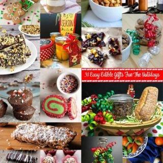 Put A Jingle In Your Bells With These 31 Homemade Edible Christmas Gifts