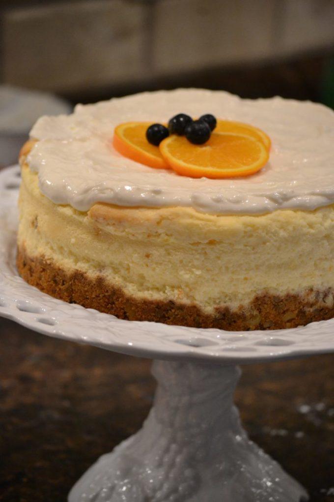 Eve's Cheesecake