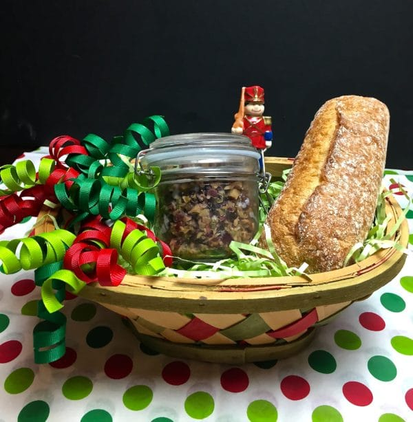 Easy 10 Minute Mixed Olive Tapenade