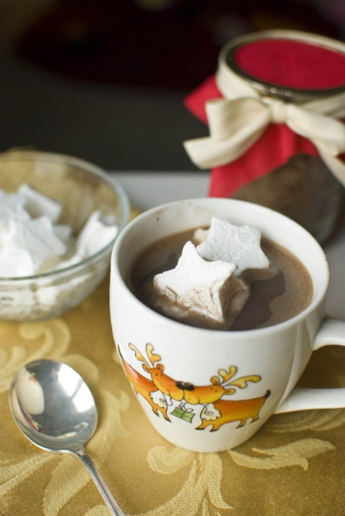Hot Cocoa for the Teacher