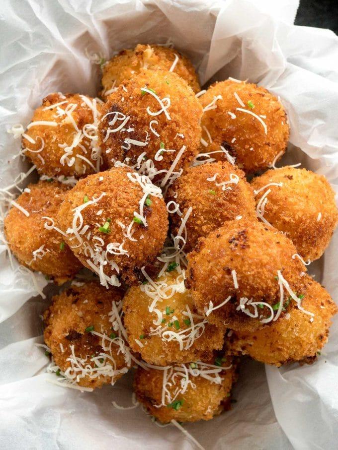 Potato Balls 2