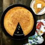 Old Fashioned Southern Cornbread-8