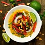 Tropical Mango Chutney Chicken Curry Recipe