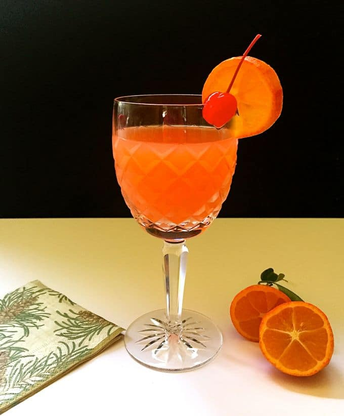 Easy Hurricane Cocktail Recipe