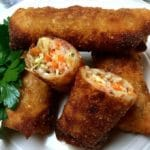 Corned Beef and Cabbage Egg Rolls-9