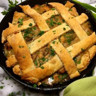 Not Your Mama's Chicken Pot Pie