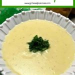 Traditional Irish Potato Soup Pinterest Pin