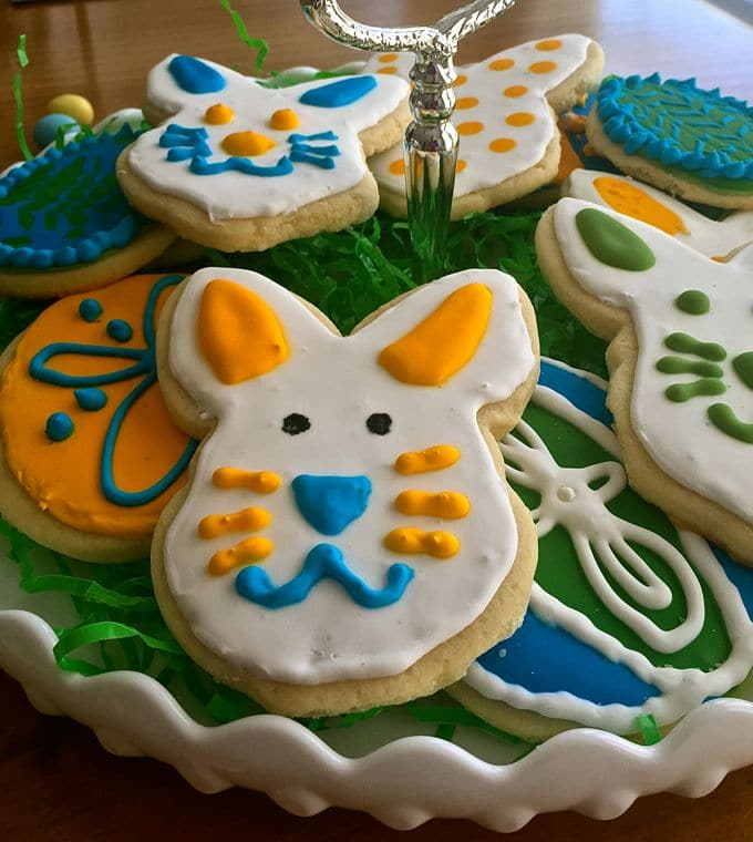 How To Make and Decorate Sugar Cookies-14