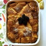 Lemon Blackberry Bread Pudding-6-2