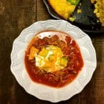 Super Simple Chicken and Chorizo Chili-5