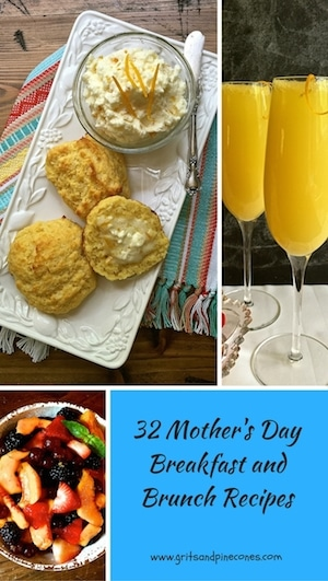 For Moms, Mother's Day isn't about fancy gifts. For a really meaningful Mother's Day how about treating Mom to a scrumptious homemade breakfast or brunch?