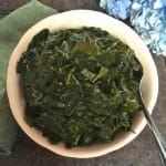 Mary's Healthy Southern Collard Greens ready to serve
