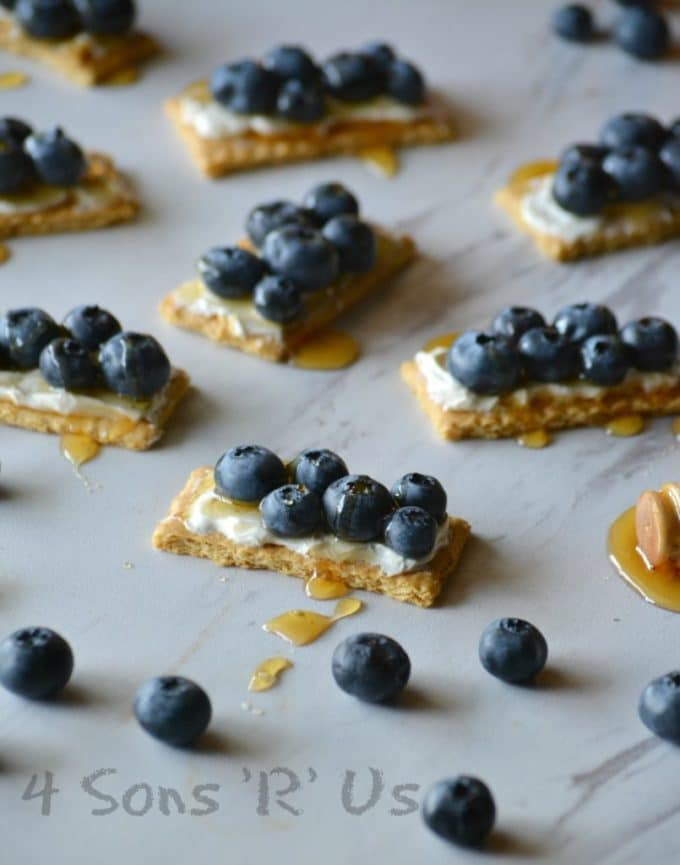 21 Healthy Back to School Snacks and Lunch Box Treats ...