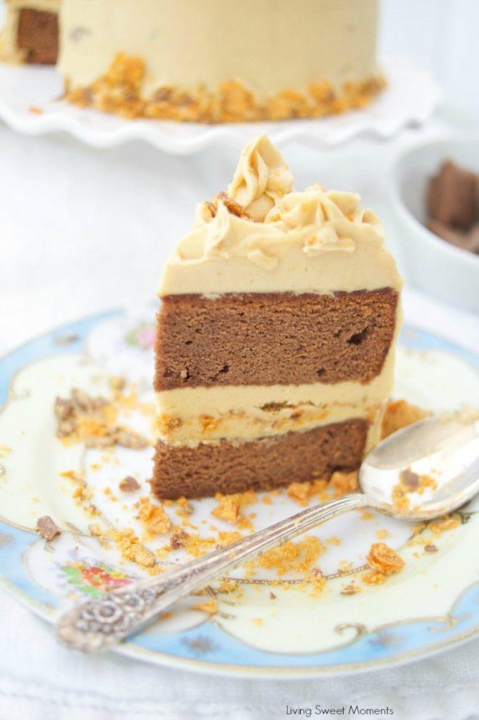 Butterfinger Cake Recipe